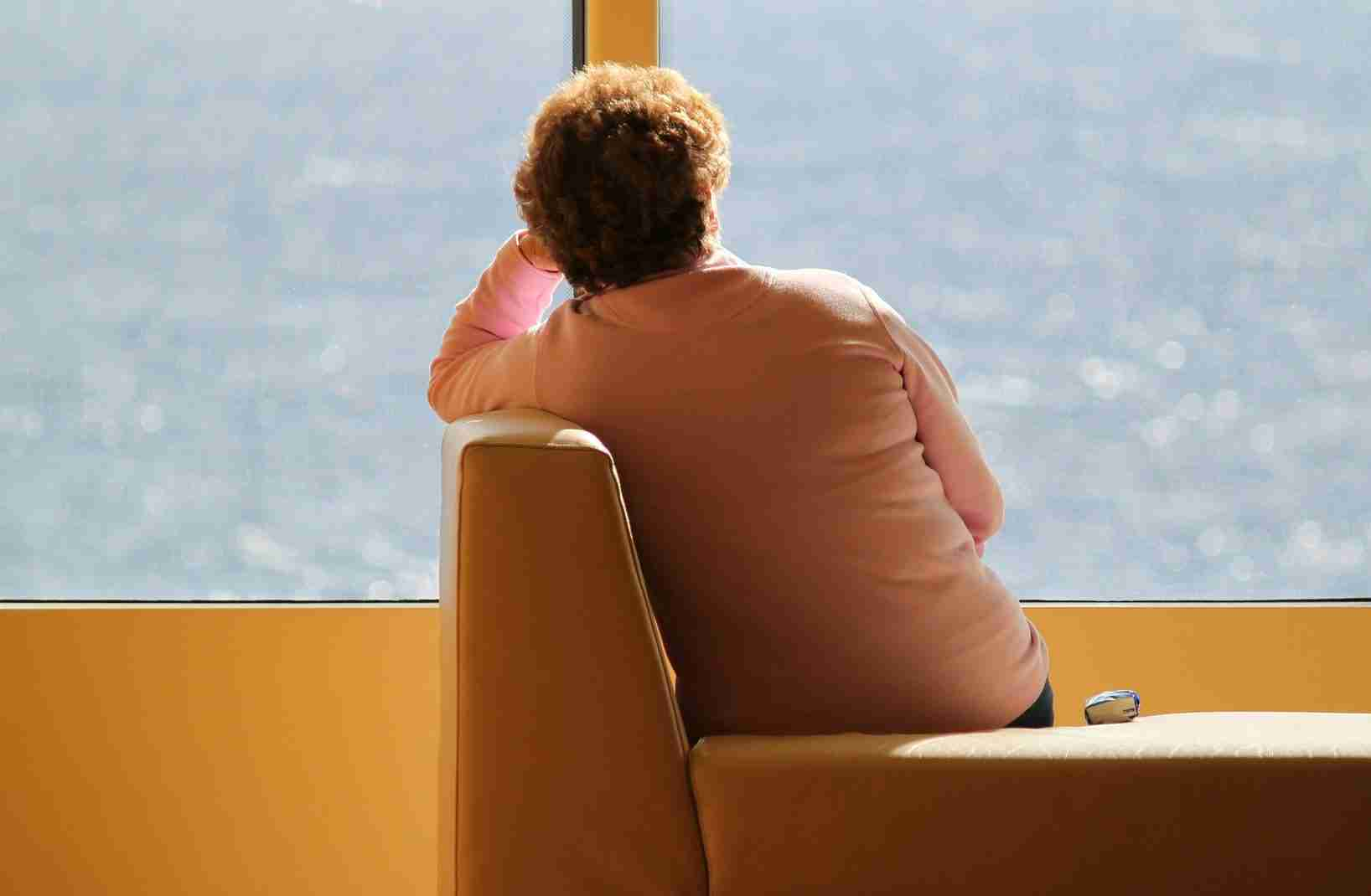 When someone else dies of cancer (c) KarinSieger.com