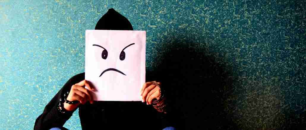 Feeling bothered? How to let it go. (c) KarinSieger.com