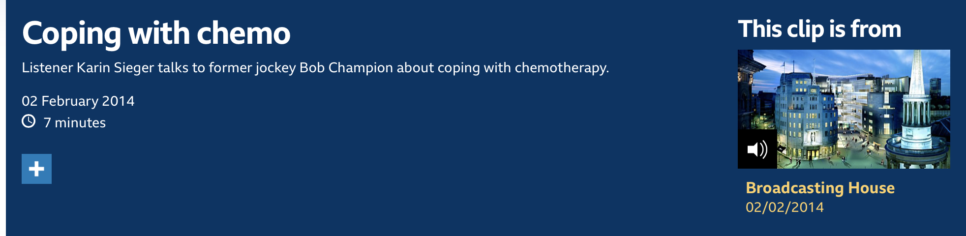Stopping chemotherapy (c) KarinSieger.com