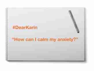 Dear Karin Anxiety (c)KarinSieger.com